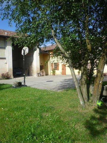Cascina Grigia - Pavia - House