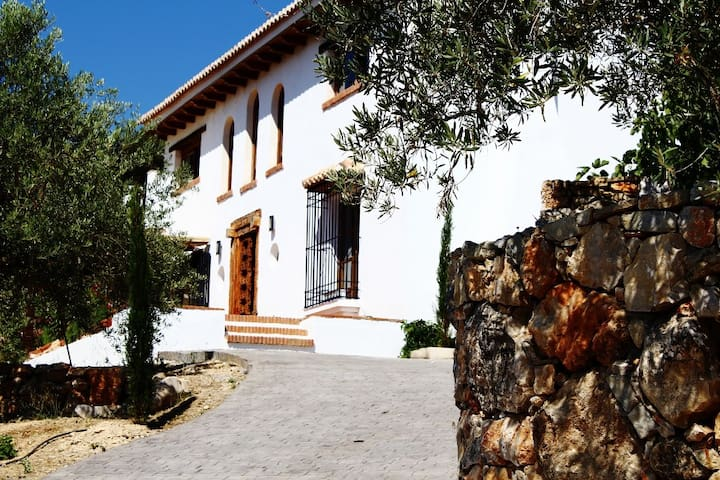 Hight quality Property, large pool, stunning views - Alcalá la Real - Villa