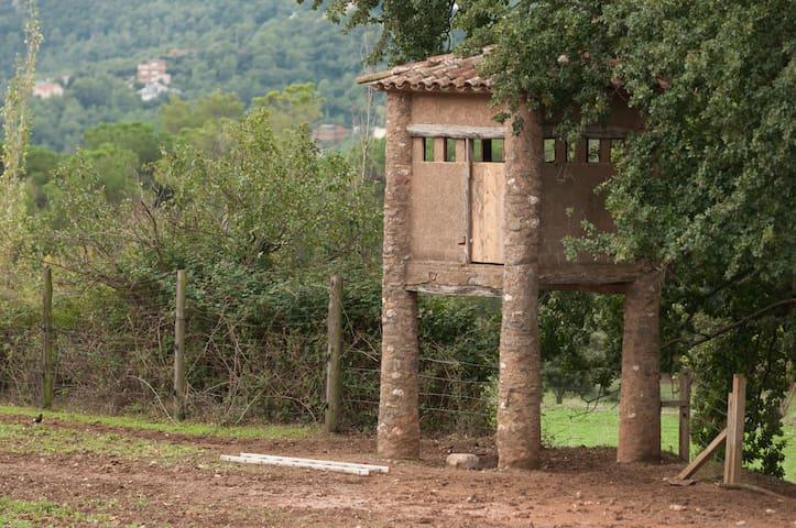 Casa parque natural Sant Llorenç - Matadepera