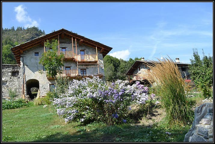 Appartamento  in Valle Maira (CN) - Prazzo Inferiore - Appartement