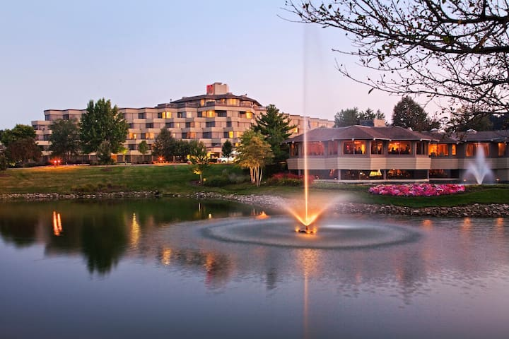 Hilton Indian Lakes Resort - Bloomingdale - Andere