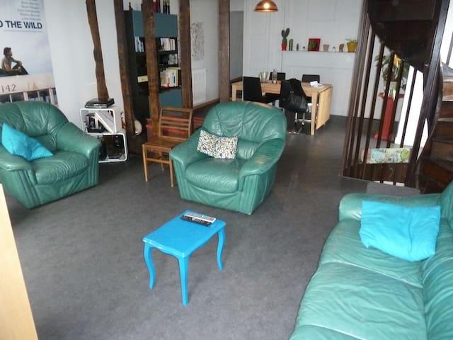 Joli appartement en centre ville - Ernée - Apartamento
