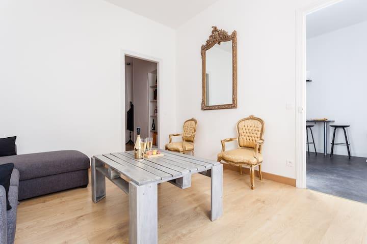 "Apartment ""World of Champagne""  - Épernay - Apartamento"
