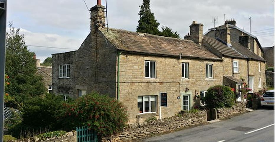 Rose Cottage West Green Cotherstone - county durham - Huis