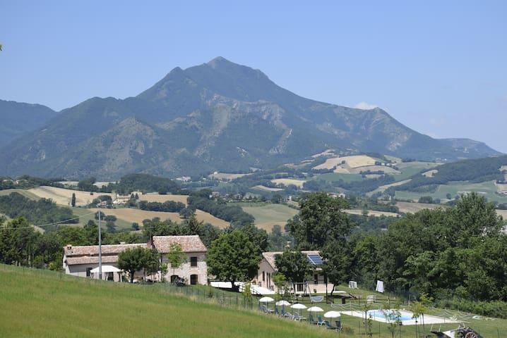 agriturismo il castellaro - Sassoferrato - Maison