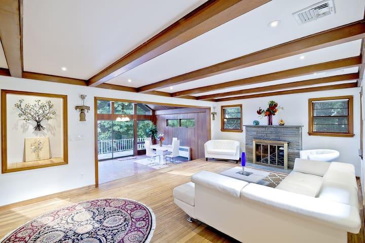 Charming Luxury Villa Near NYC - Paramus - Hus