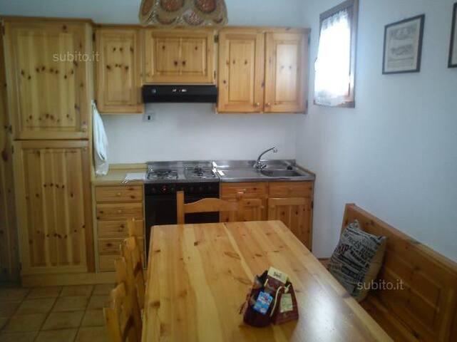 Casa immersa nel bosco - Piancavallo - Appartement