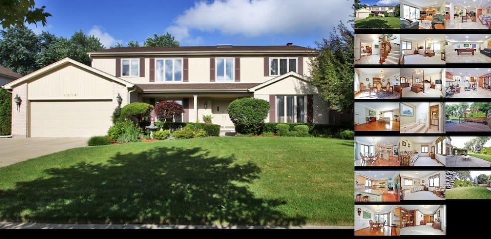 5 bedroom house in Suburbs - Glenview - Hus