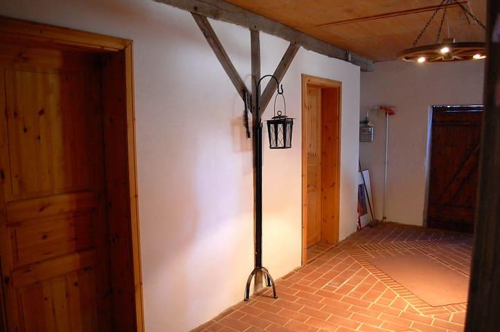 Heller Raum im idyllischen Resthof - Schneverdingen - Hus