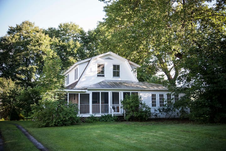 Tranquil farm house - Middleburgh - Haus