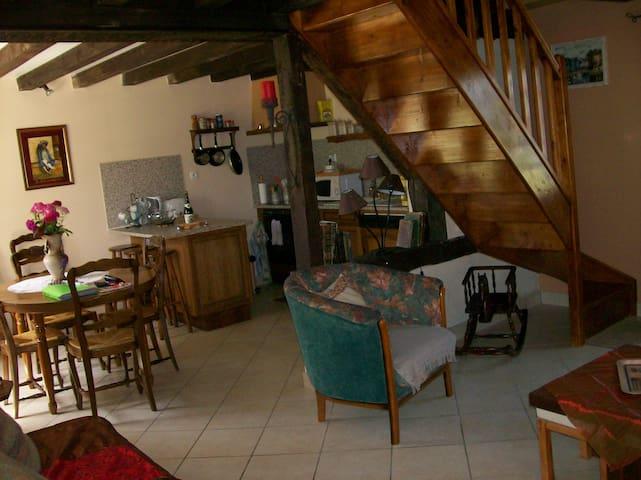 charmant gîte-cottage en normandie - Nonant-le-Pin - Maison
