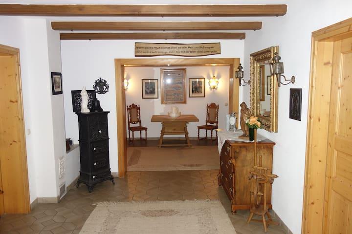 Idyllisches Haus in ruhiger Lage 2 - Schollbrunn - Maison