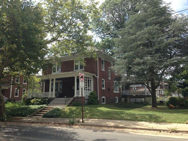 1920's American Foursquare House - Lansdale - Otros