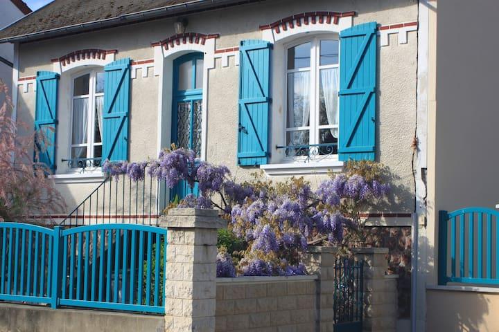 Petite maison calme - Les Marais - Montluçon - Casa