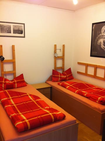 3 bed room, Barbecue place, Wifi - Altenstadt - Hus