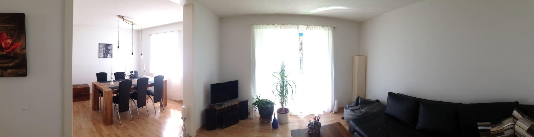 3.5 room appartment in Baar - Baar - Leilighet