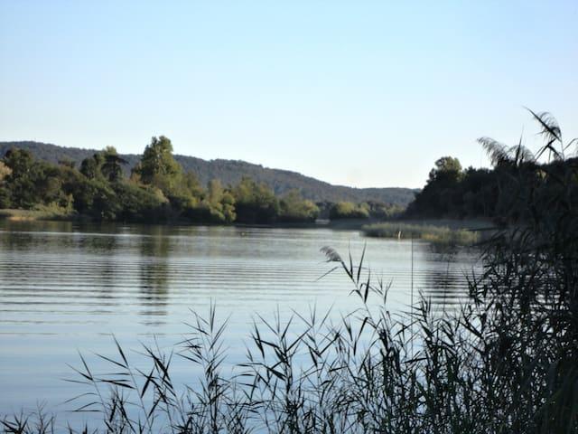 appartamento vista lago - Biandronno - Lägenhet
