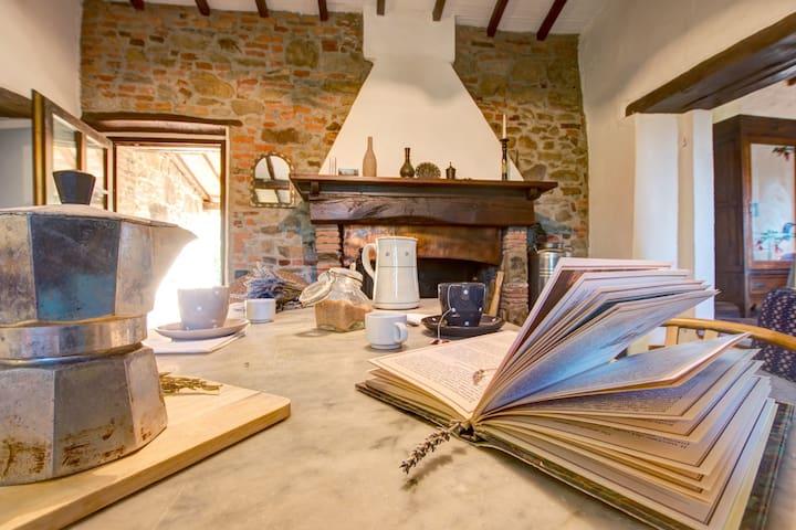 Pianella dei Castagni - Paciano - Lejlighed
