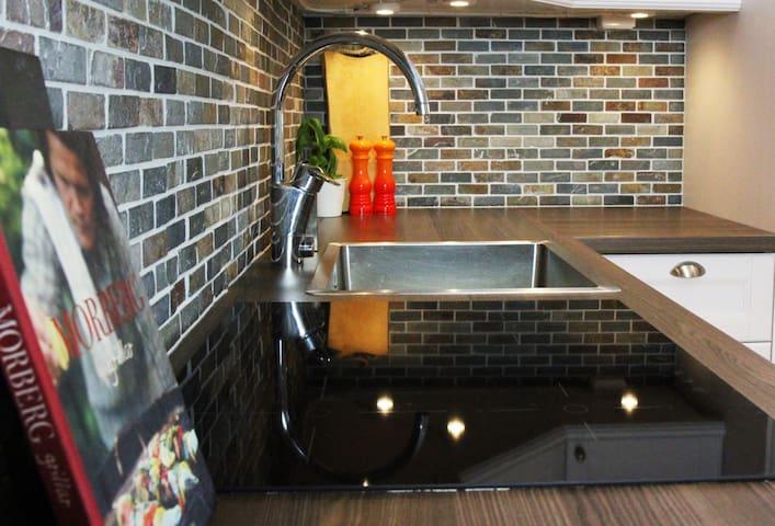 Newly renovated apartment - Sundbyberg - Apartmen
