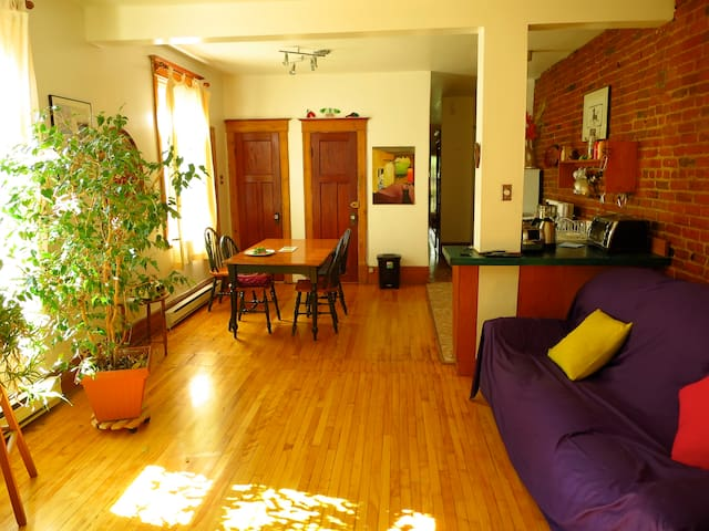 Cozy in the heart of Montreal ! - Montréal - Apartament