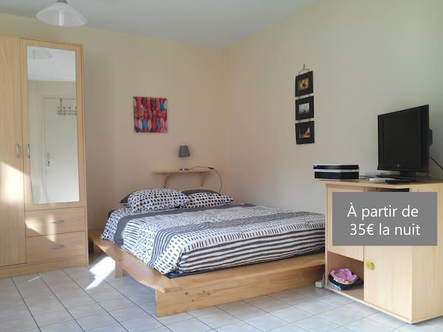 Hyper-Centre studio tout confort - Niort - Apartment