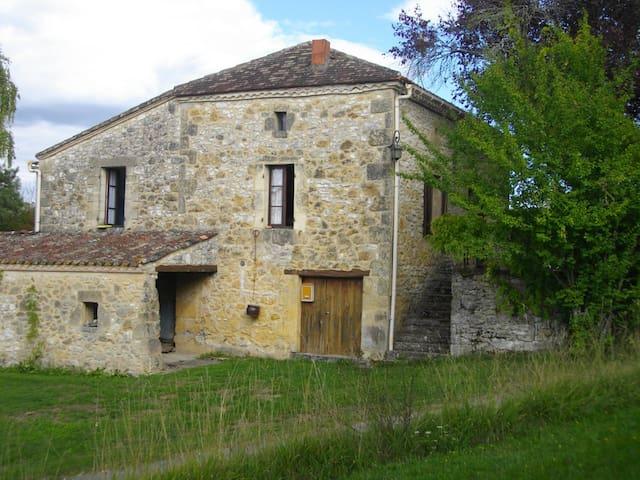 gite du bousquet - Montagnac-sur-Lède - Ev
