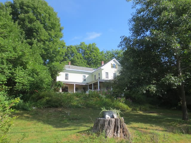 Peace and Quiet in Southern Vermont - Williamsville - Bed & Breakfast