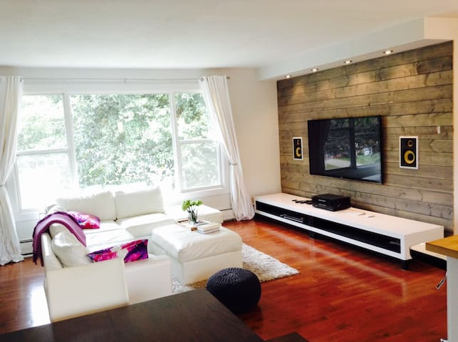 Modern Apartment in Great Location - Fredericton - Appartement