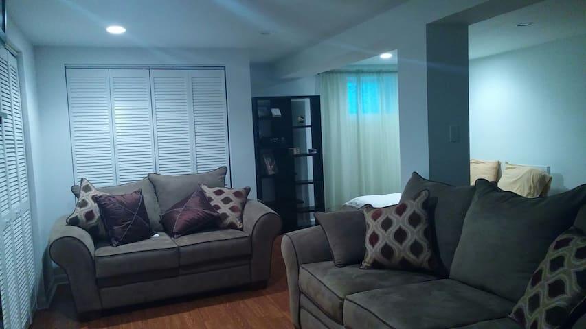 Private Studio in Oldtown Fairfax - Fairfax - Maison