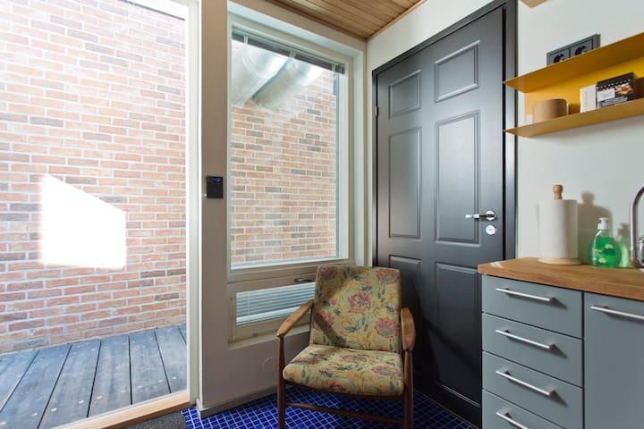 Studio with Sauna in cosy area - Helsinki - Huis