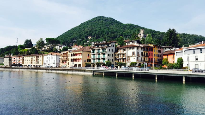 New Beautiful Apartment near Lugano - Ponte Tresa - 公寓