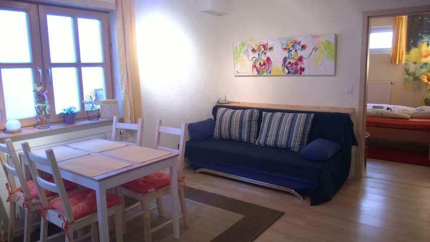 Charmante 2 Zimmer Wohnung - Bad Tölz - Daire