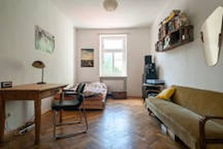Cozy Room near by central station zimmer nahe hbf - München - Appartement