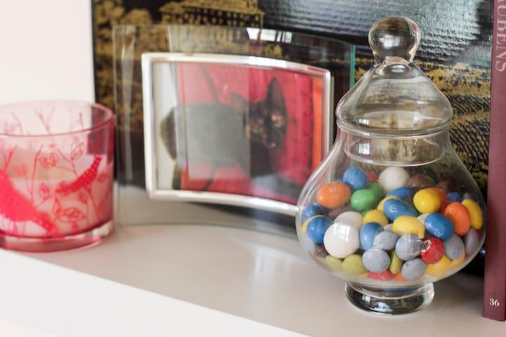 The Artist's House room one. - Montebelluna - Bed & Breakfast