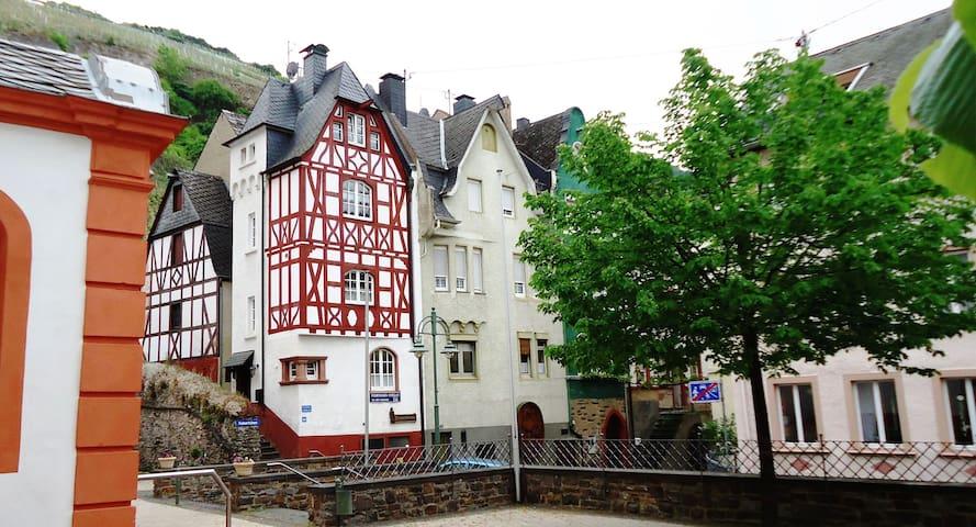 Ferienhaus NORIS Excellent location - Zell (Mosel) - Casa