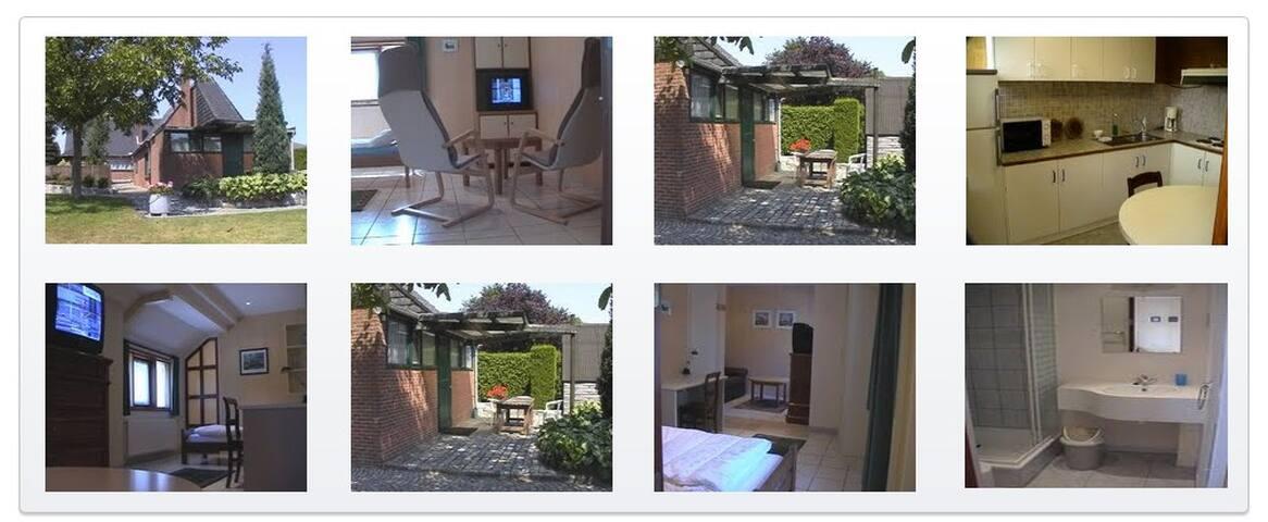 Guest rooms in quiet green area - Diepenbeek - Casa