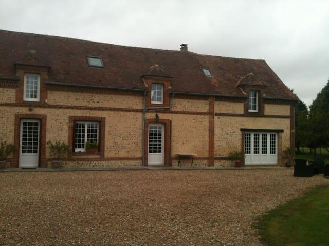 Chambre 2 plces près Center Parcs - Les Barils - 獨棟