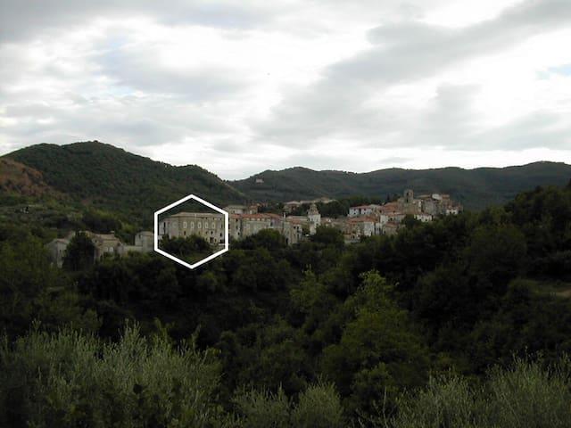 Quiet retreat in the chestnut - Conca della Campania - Huoneisto