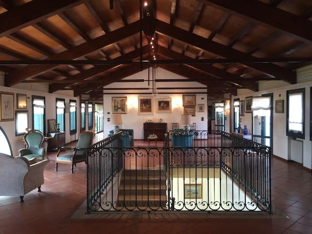 Appartamento di lusso villa d'epoca - Treviso - Lägenhet