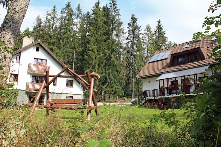 Forest house Tatra for 2, Tatranská Štrba - Štrba - Oda + Kahvaltı
