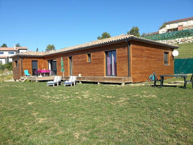 TOULOUSE/VILLA EN BOIS 120 M2 -  NAILLOUX - Huis