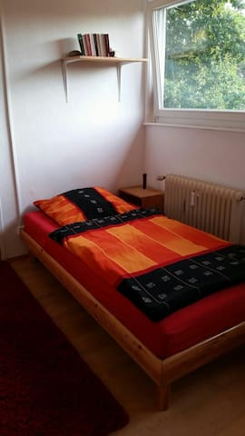 Comfy room near the centre of Mrb. - Marburg - Huis