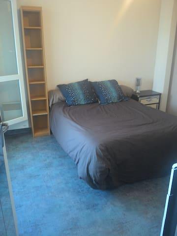 Chambre privée près du centre ville - Angers - Apartemen
