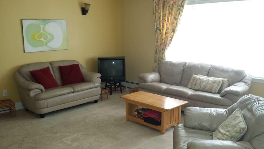Comfortable Apartment Close to NYC - Irvington