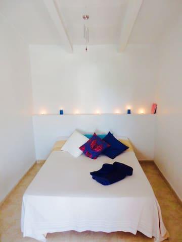 Habitación en la Mallorca profunda - Biniali - Hus
