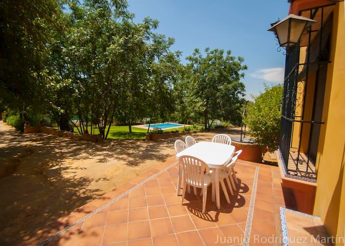 Huerta San Juan - Carmona - Huis