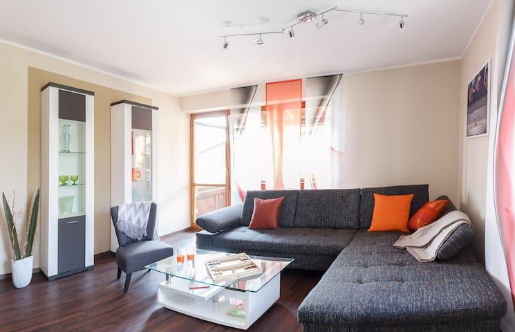 *Elegantes Apartment, Tiefgarage* - Augsburg