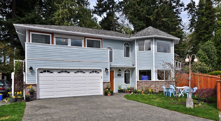 Budget Accommodation - Parksville