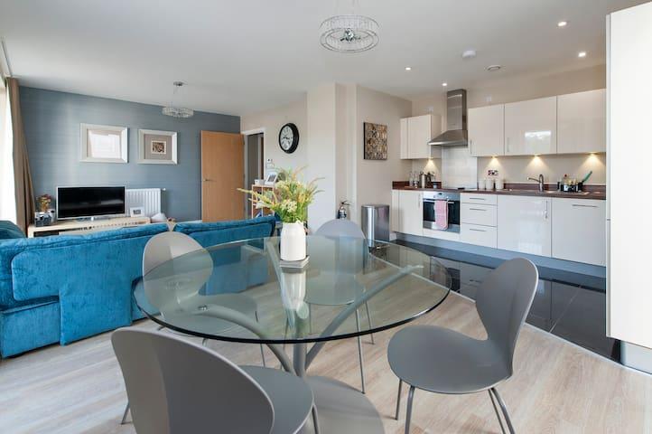 Luxury 3-bed Bath apartment - Bath