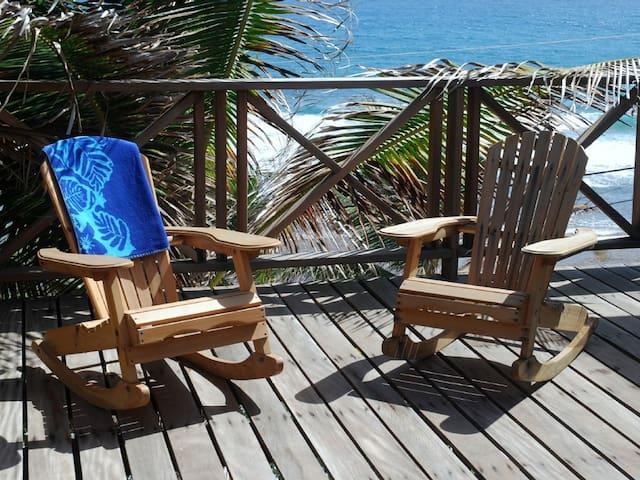 Apt on Soupbowl Surf Break Barbados - Bathsheba - Квартира